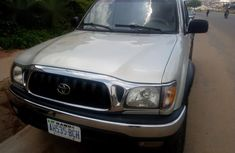 Toyota Tacoma 2004 Silver for sale