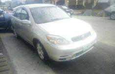 Used Toyota Matrix 2004 Silver For Sale