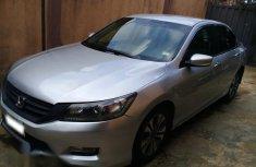 Honda Accord 2013 Silver For Sell