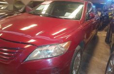 Used Toyota Camry 2007 Red for sale