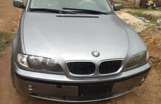 Bmw 318i 2004 Gray for sale