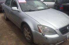 Nissan Altima 2003 Gray For Sale