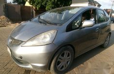Honda Jazz 2009 Silver for sale
