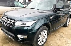 Land Rover Range Rover Sport 2016 Green