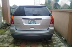 Chevrolet Equinox 2006 Silver for sale