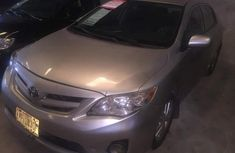 Toyota Corolla 2012 Silver For Sale