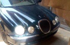 Jaguar S-Type 2000 Green For Sale