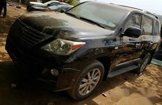 Lexus LX 570 2014 Black for sale