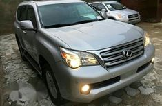 Lexus Gx460 2013 Silver for sale