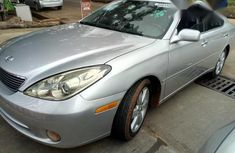 Lexus Es330 2005 Silver for sale