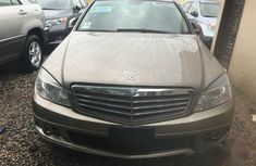Mercedes-Benz C300 2009 Gold for sale