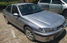 Tokunbo Peugeot 406 2008 Silver for sale