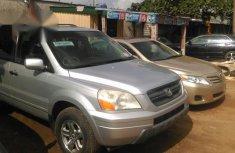 Honda Pilot 2005 Silver for sale