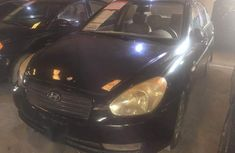 Hyundai Accent 2009 Black For Sale