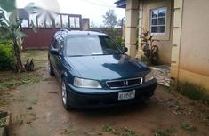 Honda Civic 1998 Green for sale