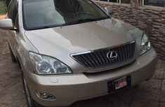 Tokunbo Lexus RX330 2004 Gold for sale