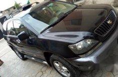 Neat Lexus RX300 2002 Black for sale
