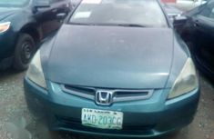 Honda Accord 2004 Green for sale