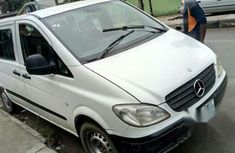 Nigerian Used Mercedes-Benz Vito 2005 White