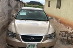 Hyundai Sonata 2006 GOLD for sale