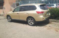 Nigerian Used Nissan Pathfinder 2013 Gold