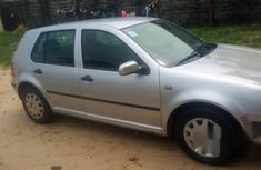 Volkswagen Golf 4 2002 Silver For Sale