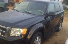Ford Escape 2009 Black for sale