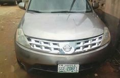 Nissan Murano 2003 Silver for sale