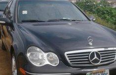 Super Clean Mercedes Benz C320 2004 Black