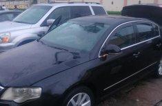 Volkswagen Passat 2005 Black for sale