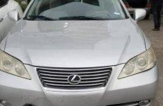 Lexus Es350 2007 Silver for sale