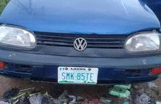 Volkswagen Golf 2001 Blue for sale