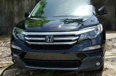Honda Pilot 2016 Black for sale
