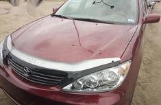 Clean Toyota Camry 2006 Red for sale