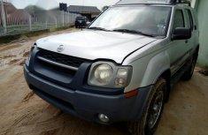 Nissan Xterra Se 2004 Silver for sale