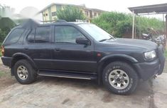 Opel Frontera 2000 Black for sale