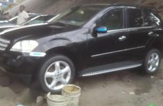 Tokunbo Mercedes-Benz ML350 2008 Black for sale
