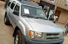 Cheap Nissan Xterra 2001 Silver for sale