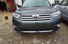Toyota Highlander SUV 2012 for sale