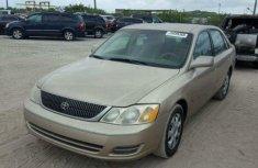 Toyota Avalon for sale 2003 model