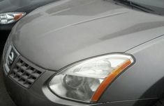 Nissan Rogue 2008 Gray for sale