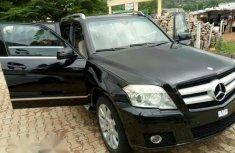 Clean Mercedes-Benz GLK-Class 2012 Black For Sale