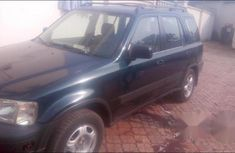 Neatly Used Honda CRV 1998 Green