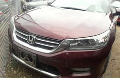 Used Honda Accord 2016 Red for sale