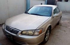 Toyota Camry 2001 Gold for sale