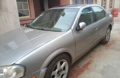 Nissan Maxima 2000 Gray for sale