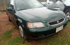 Honda Civic 2001 Green for sale
