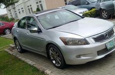 Honda Accord 2008 Silver for sale