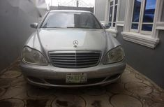 Clean Mercedes Benz S430 2008 Gray for sale