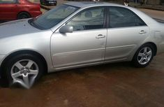 Toyota Camry 2002 SIlver for sale